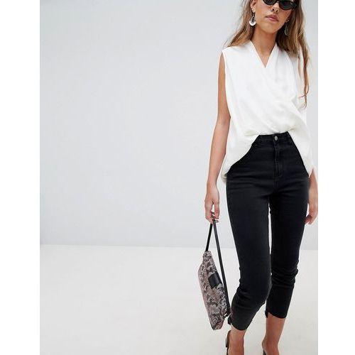 Glamorous cropped jeans - Black