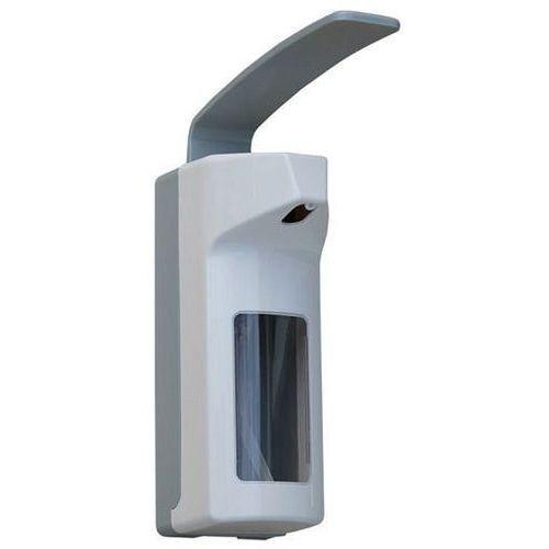 Dozownik łokciowy na jednorazowe wkłady 0,5 litra marki Merida