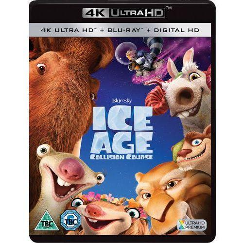Ice Age: Collision Course 4K Ultra HD (Includes UV Copy) z kategorii Pozostałe filmy