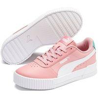 Puma buty dziecięce Carina Jr Bridal Rose-White 38,5
