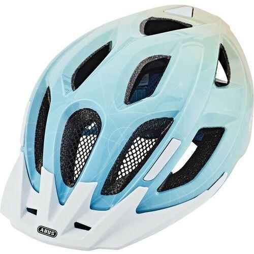 Abus aduro 2.0 kask rowerowy turkusowy m | 52-58cm 2018 kaski rowerowe (4003318727702)