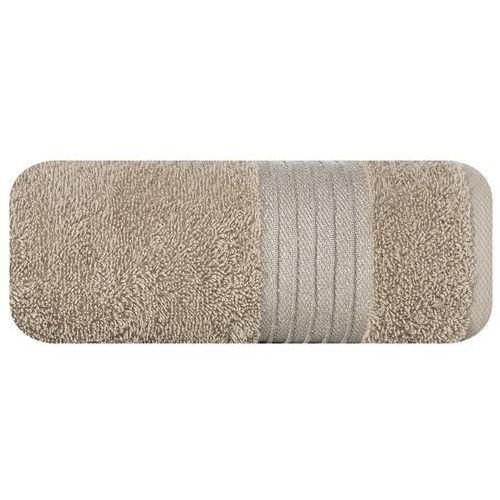 Ręcznik wendy beżowy 50x90 70198 - odbiór w 2000 punktach - salony, paczkomaty, stacje orlen marki Eurofirany