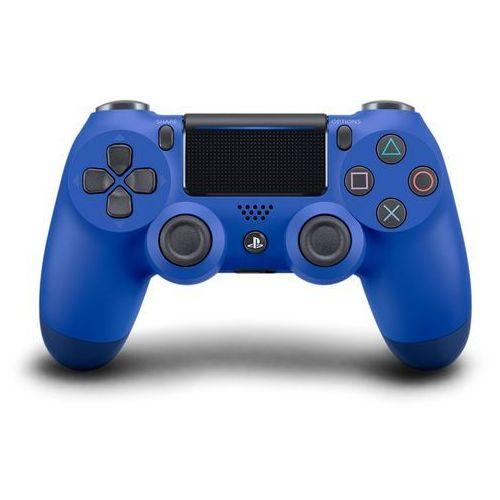 Sony gamepad ps4 dualshock 4 niebieski v2 - OKAZJE