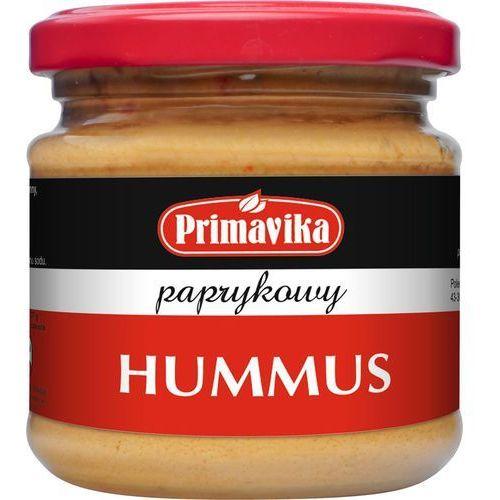Hummus paprykowy 160g - marki Primavika