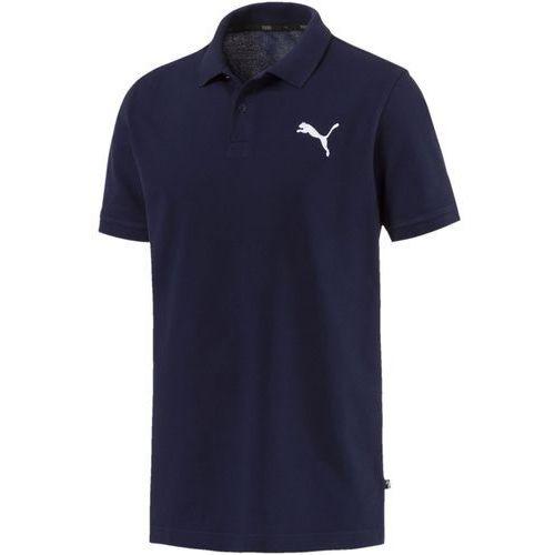 Koszulka Polo Puma Ess Pique 85175926, kolor niebieski