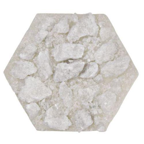 Panel solny biały sześciobok 5 kg