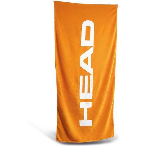 Head sport logo ręcznik cotton pomarańczowy 2018 ręczniki i szlafroki sportowe