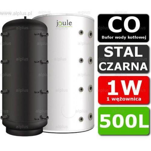 Bufor 500l 1w zbiornik buforowy akumulacyjny co z 1 wężownicą wysyłka gratis! marki Joule