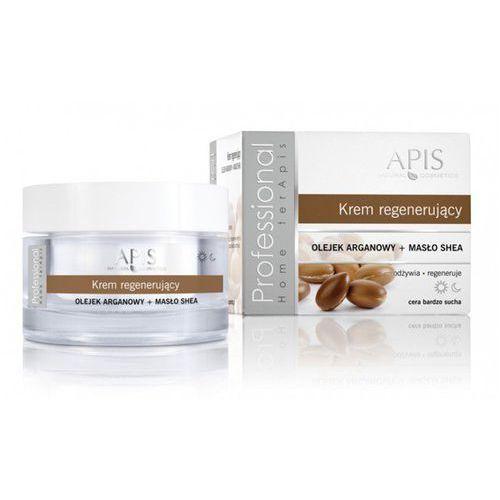 Apis natural cosmetics Apis home terapis krem regenerujący z olejkiem arganowym i masłem shea 50 ml