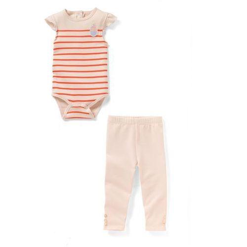 Komplet 2-częściowy (body + legginsy) 0 miesięcy - 2 lata