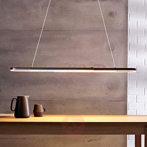 Lampa wisząca LED Romulus – rozsuwana, 100-150cm (4017807385281)