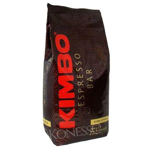 KAWA WŁOSKA KIMBO Espresso Bar EXTRA CREAMA 1kg ziarnista