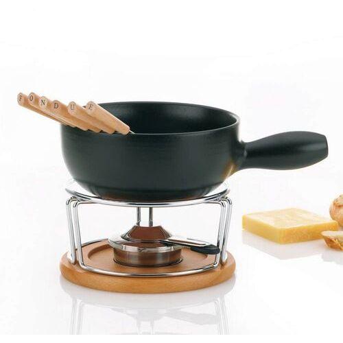 - natura - zestaw do fondue serowego (dla 6 osób) marki Kela