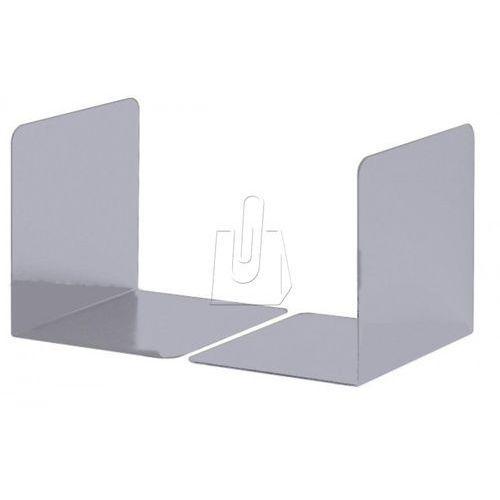 Durable Podpórka do książek s srebrna  3243-23