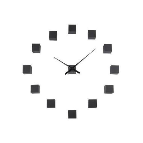 Zegar ścienny DIY Cubic black by Karlsson, KA5698BK
