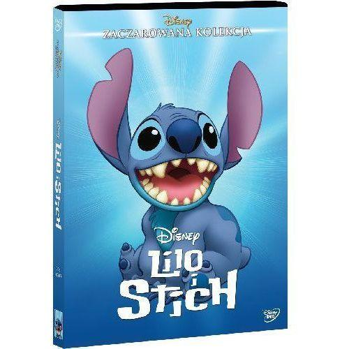 Disney. Zaczarowana kolekcja. Lilo i Stich. DVD - produkt z kategorii- Pakiety filmowe