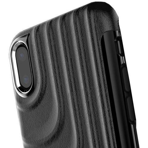 spartan - etui iphone x (black) marki X-doria