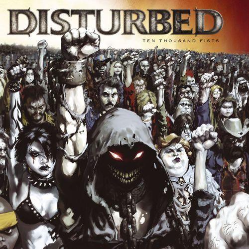 Disturbed - TEN THOUSAND FISTS (0093624943327)