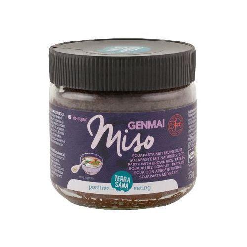 Terrasana (ml. kokos, masła orz., syr. klon. inne Miso genmai (pasta sojowa z ryżem brązowym) bio 350 g - terrasana (8713576271461)
