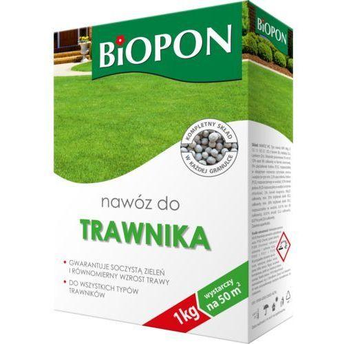 Biopon nawóz do trawnika 2,5kg worek folia