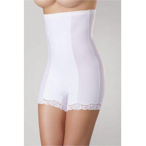 Szorty Model Vanessa White, kolor biały