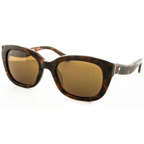 Kate spade Okulary słoneczne danella/p/s polarized cx4p vw