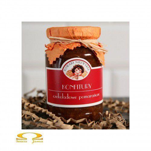 Wytwórnia towarów niezwykłych Konfitura czekoladowe pomarańcze towary niezwykłe 200g