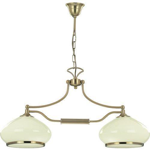 Lampa wisząca Alfa Astoria 03421.63 żyrandol oprawa 2x60W E27 patyna >>> RABATUJEMY do 20% KAŻDE zamówienie!!!