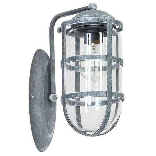 Kinkiet lampa ścienna Luminex Kaivos 1x60W E27 stalowy 6030, 6030