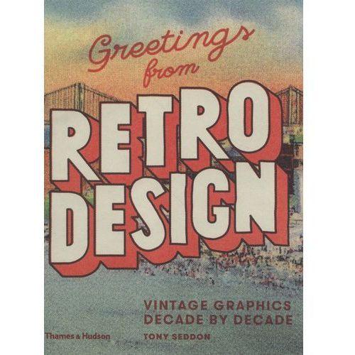Greetings from Retro Design - Wysyłka od 3,99 - porównuj ceny z wysyłką, oprawa twarda