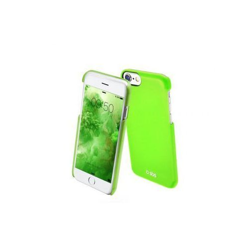 SBS Color feel cover green color for iPhone 7, kolor zielony