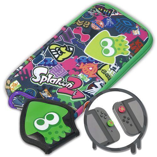 splat pack splatoon 2 edition / switch marki Nintendo