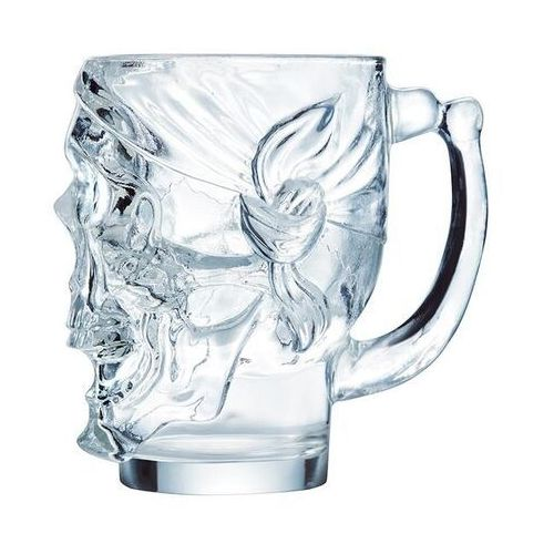 linia pop corn - szklanka skull [1 szt.] - kod product id marki Hendi
