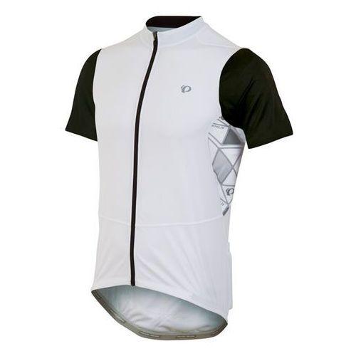 select attack - męska koszulka rowerowa (biały) marki Pearl izumi