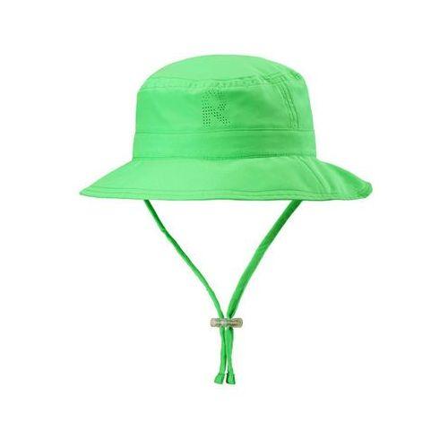 Reima Kapelusz przeciwsżoneczny tropical zielony - zielony (6416134810189)