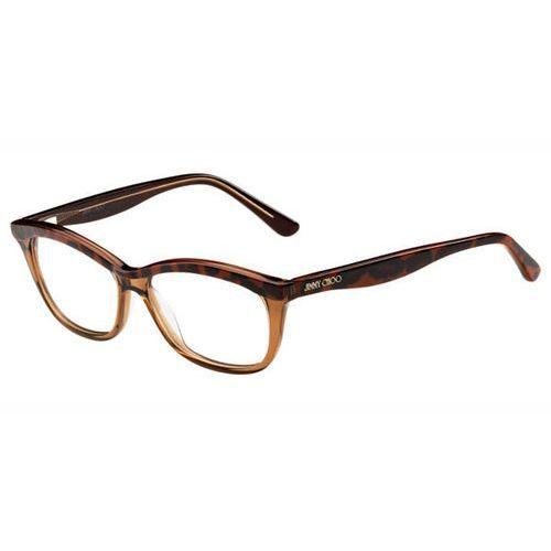 Okulary korekcyjne 69 xb6 marki Jimmy choo