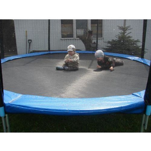 Mata do trampoliny o śr. 427cm, 14ft, 80 sprężyn. wyprodukowany przez Brak