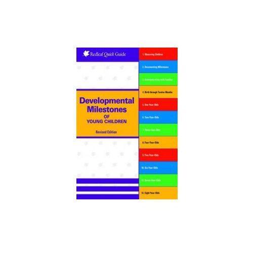 Developmental Milestones of Young Children (9781605544793)