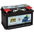 Akumulator ZAP Standard 72Ah 680A PRAWY PLUS