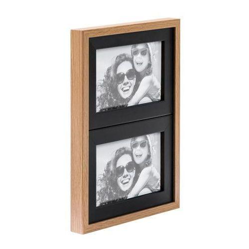 Galeria na zdjęcia Duo 2 x (10 x 15 cm) czarna dąb (5908249227392)