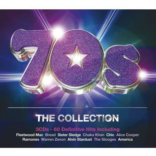 70'S-THE COLLECTION - Album 3 płytowy (CD) (5053105471256)