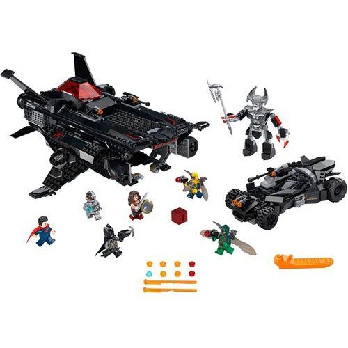 OKAZJA - Lego SUPER HEROES Atak powietrzny batmobila 76087
