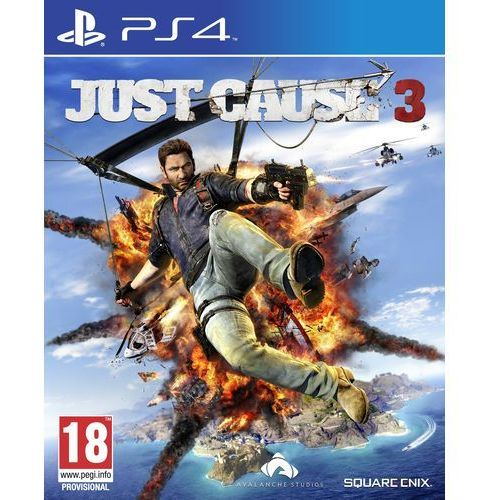 OKAZJA - Just Cause 3 (PS4)