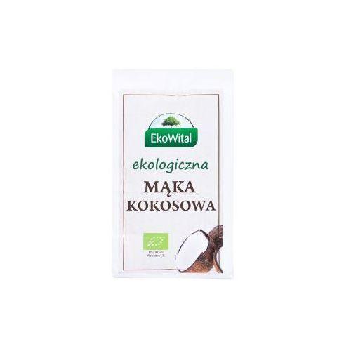 Mąka kokosowa bio 500 g ekowital marki Eko wital