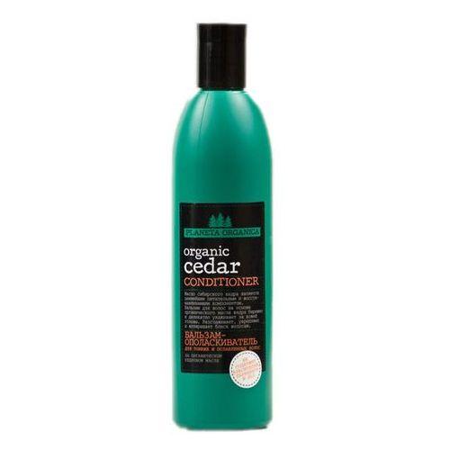 Odżywka do włosów. Cedr syberyjski - Planeta Organica (4680007201264)