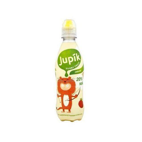 Napój niegazowany jupik funny fruit jabłko 330 ml marki Hoop