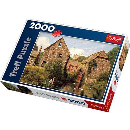 Puzzle 2000 wspomnienie z dzieciństwa marki Trefl