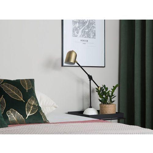 Lampa stołowa złota 62 cm NARRAN