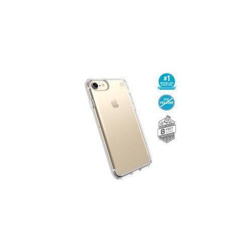 Speck presidio clear - etui iphone 8 (przezroczysty)