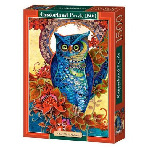 "Castorland Puzzle 1500 elementów copy of,, hoot"" david galuchtt c-151110-1 (5904438151110)"